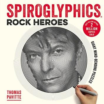 Spiroglyphics: Rock Heroes, Thomas Pavitte