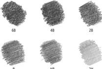 Staedtler, 61 100 C6, sada grafitových tužek Mars Lumograph s příslušenstvím, 8 ks