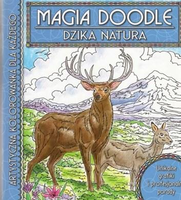 Magia doodle - DZIKA NATURA, kolektiv autorů