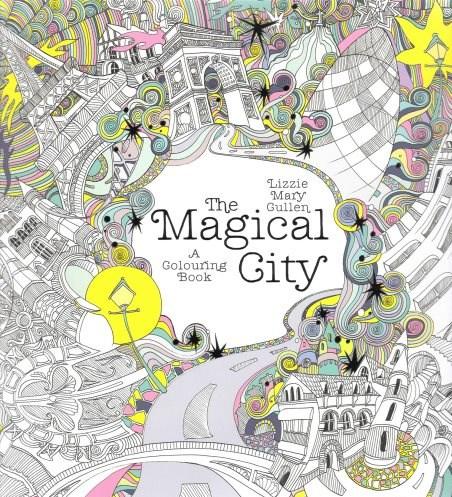 Omalovánka pro dospělé, The Magical City