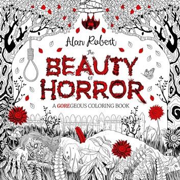 Beauty horror,  Alan Robert