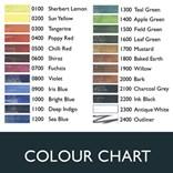 Derwent, 0700929,  Inktense, inkoustové akvarelové pastelky,  24 ks