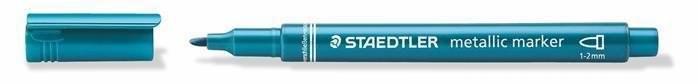 Značkovač metalický modrý, 1 až 2 mm