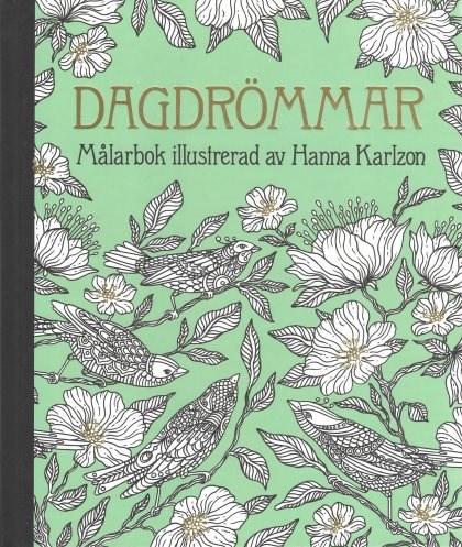 Omalovánka pro dospělé, Dagdrömmar