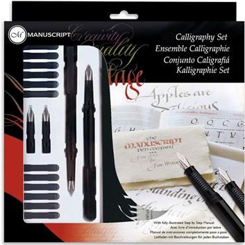 Manuscript, MC146, kaligrafická sada Masterclass, 19 ks
