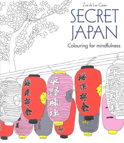 Omalovánka pro dospělé, Secret Japan