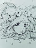 Pop Manga, Mermaids and Other Sea Creatures, Camilla D'Errico