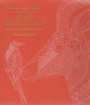 Wild Savannah - deluxe edice, Millie Marotta