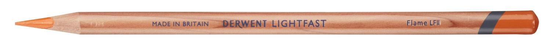 Derwent, 2305702, Lightfast, umělecké pastelky, kusové, 1 ks, Flame