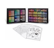 """Undersea creativity kit, cestovní sada """"Hledá se Dory"""", 125 kusů, Crayola"""