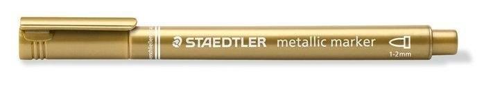 Značkovač metalický zlatý 1 až 2 mm