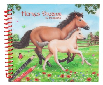 Create your, Horses dreams