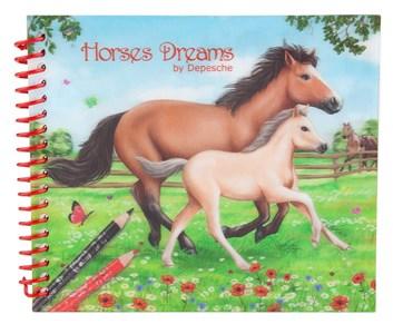 Horses dreams, Depesche