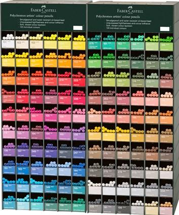 Faber-Castell, 110066, Polychromos, umělecké pastelky nejvyšší kvality