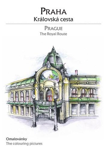 Praha | Královská cesta, Blanka Kučerová
