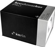 Karin, 27 C13, Brushmarker Pro Mega box Plus, sada štětečkových popisovačů, 72 + 3 ks