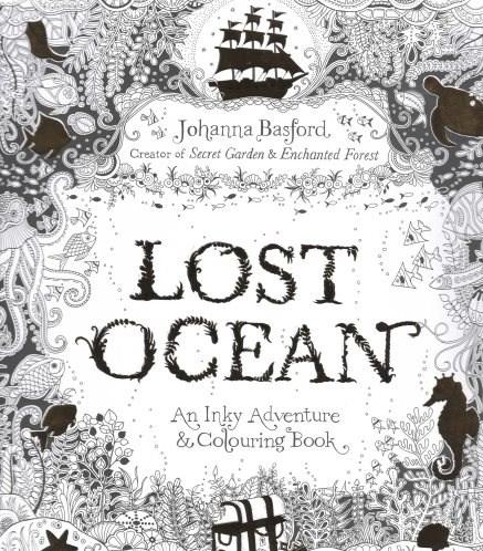 Omalovánka pro dospělé, Lost Ocean