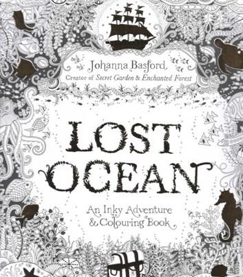 Lost Ocean, Johanna Basford