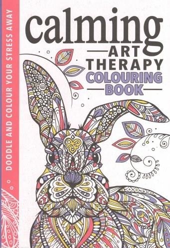 Omalovánky pro dospělé, Calming Art Therapy