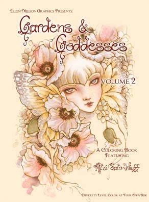 Gardens and Goddesses Volume 2, Mitzi Sato-Wiuff