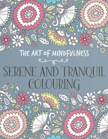 Serene and tranquil colouring, Various illustrators