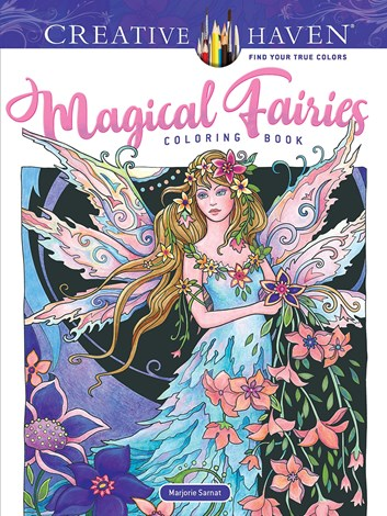 Magical fairies, Marjorie Sarnat