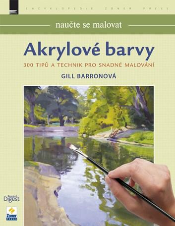 Akrylové barvy, Gill Barron