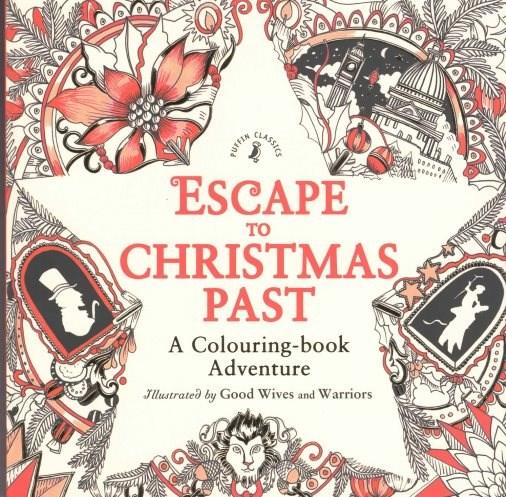 Omalovánka pro dospělé, Escape to Christmas Past