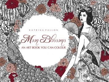 Moon blossoms, Katrina Pallon