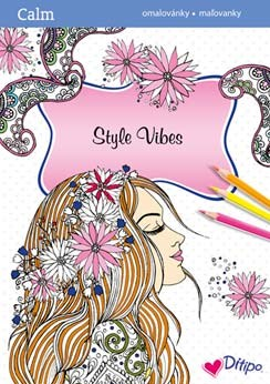 Ditipo, 7203004, antistresové omalovánky, Style Vibes