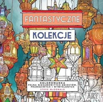 Fantastyczne kolekcje (Fantastic collection), McDonald Steve