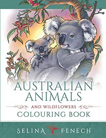 Australian Animals and Wildflowers, Selina Fenech