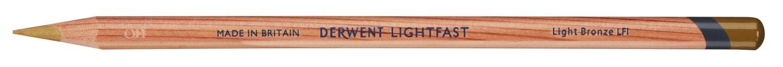 Derwent, 2305744, Lightfast, umělecké pastelky, kusové, 1 ks, Light Bronze