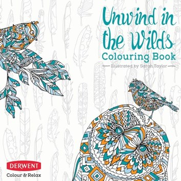 Unwind in the Wilds, Various illustrators