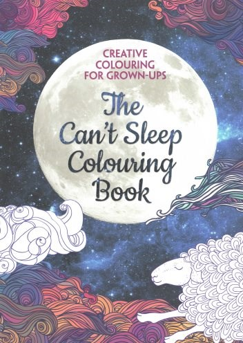 The can´t sleep colouring book, Various illustrators