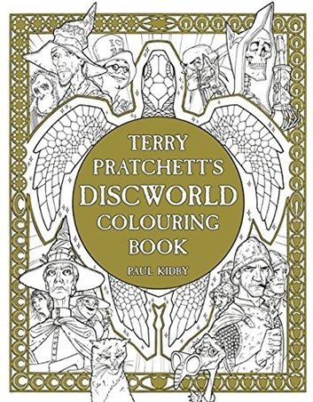 Terry Pratchett's Discworld, Paul Kidby, Paul Kidby