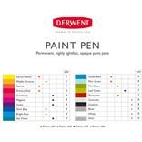 Derwent, 2305521, Paint pen, sada permanentních linerů, 5 ks
