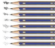 Fabec-Castell, 112500, Goldfaber, grafitová tužka HB, 1 ks