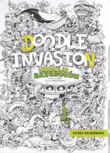 Doodle Invasion, Zifflin