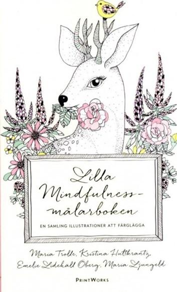 Lilla mindfulnessmålarboken, kolektiv