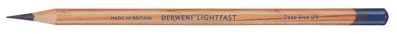 Derwent, 2305718, Lightfast, umělecké pastelky, kusové, 1 ks, Deep Blue