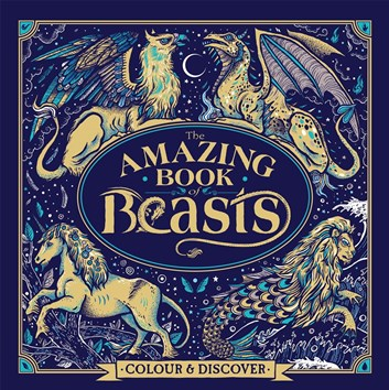 The Amazing Book of Beasts, Angela Rizza