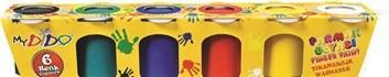 Südor, RFEAU072, prstové barvy, 6 kusů