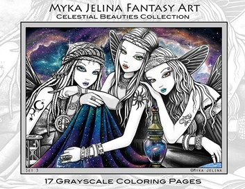Myka Jelina, Celestial Beauties Star Fairy