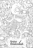 Magic, slavit svátek plný strašidel můžete slavit každý den, nejen na Haloween. Stačí koupit tuto skvělou omalovánkou plnou doodle příšerek.
