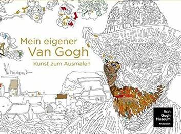 Mein eigener Van Gogh: Kunst zum Ausmalen, Herausgeber