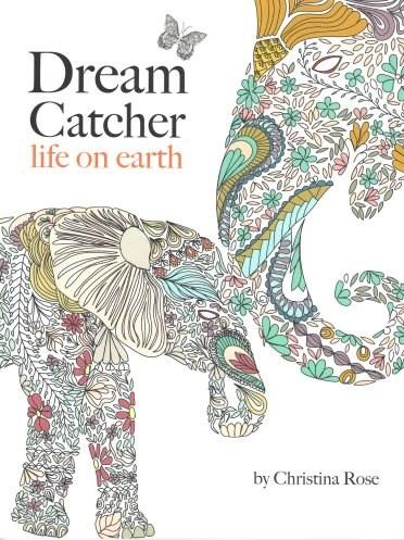 Omalovánka pro dospělé, Dream Catcher, Life on Earth