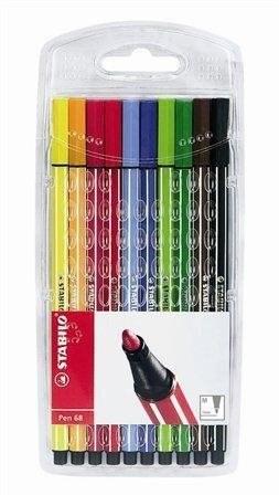 Fixy Pen 68, 10 barev, 1mm
