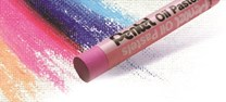 Pentel, PHN4-50, olejové pastely, 50 ks