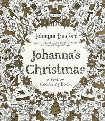 Johanna's Christmas, Johanna Basford